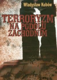 Terroryzm na Podolu Zachodnim - okładka książki