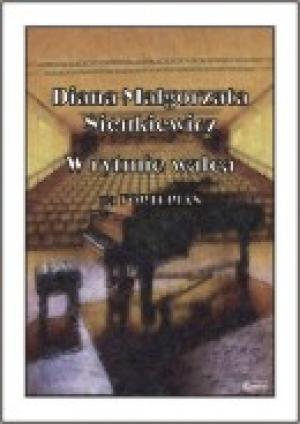 W rytmie walca (na fortepian) - okładka książki