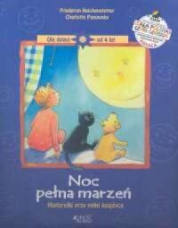 Noc pełna marzeń - okładka książki