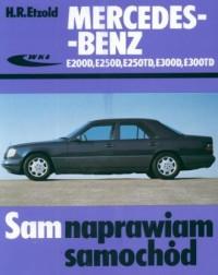 Mercedes-Benz E200D E250D E250TD - okładka książki