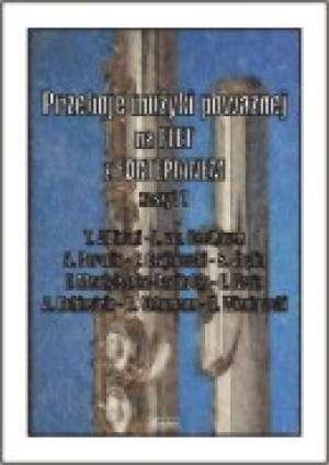 Przeboje muzyki poważnej na Flet - okładka książki