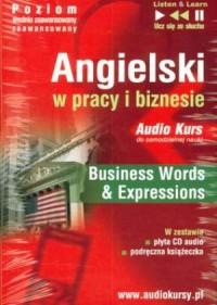 Angielski w pracy i biznesie (+ CD) - pudełko audiobooku