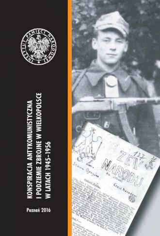 Konspiracja antykomunistyczna i - okładka książki