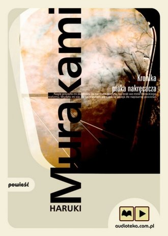 Kronika Ptaka Nakręcacza (CD mp3) - pudełko audiobooku