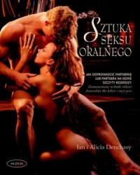 Sztuka seksu oralnego - okładka książki