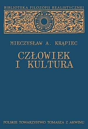 Człowiek i kultura. Seria: Biblioteka - okładka książki