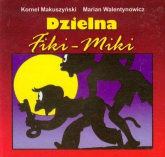 Dzielna Fiki-Miki - okładka książki