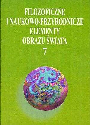 Filozoficzne i naukowo-przyrodnicze - okładka książki