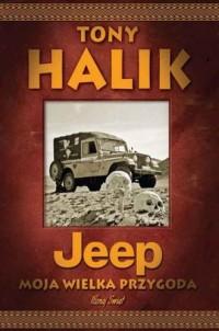 Jeep. Moja wielka przygoda - okładka książki