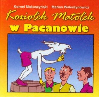 Koziołek Matołek w Pacanowie - okładka książki