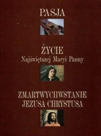 Objawienia bł. Anny Katarzyny Emmerich. KOMPLET - okładka książki