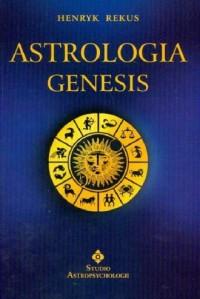 Astrologia. Genesis - okładka książki