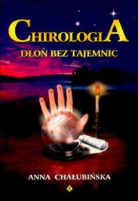Chirologia. Dłoń bez tajemnic - okładka książki