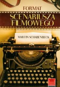 Format scenariusza filmowego - okładka książki