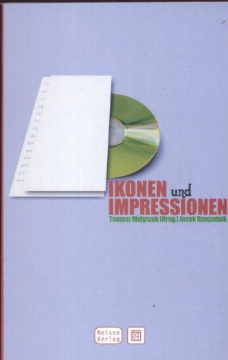 Ikonen und Impressionen - okładka książki