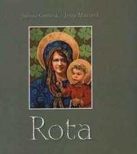 Rota - Janusz Gmitruk - okładka książki