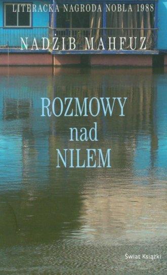Rozmowy nad Nilem - okładka książki