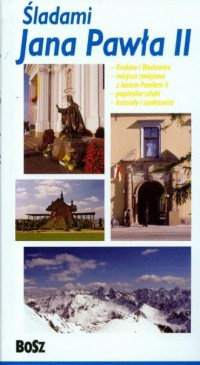 Śladami Jana Pawła II - okładka książki