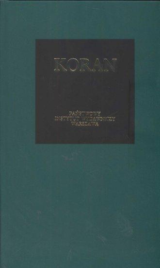 Koran - okładka książki