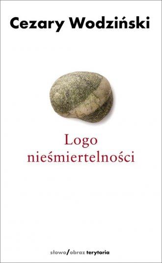 Logo nieśmiertelności - okładka książki
