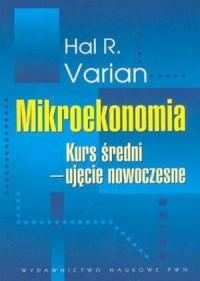 Mikroekonomia. Kurs średni - okładka książki