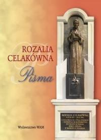 Pisma - Rozalia Celakówna - okładka książki