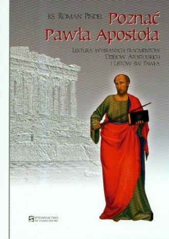 Poznać Pawła Apostoła - okładka książki