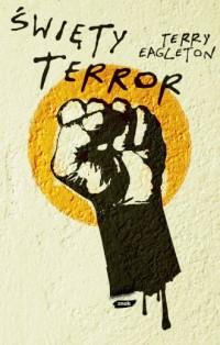 Święty terror - okładka książki