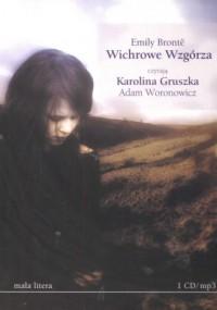 Wichrowe Wzgórza (CD mp3) - pudełko audiobooku