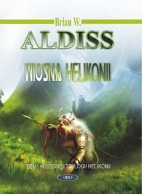 Wiosna Helikonii - okładka książki