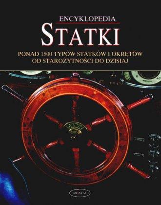 ksi��ka -  Encyklopedia. Statki - Wydawnictwo Muza
