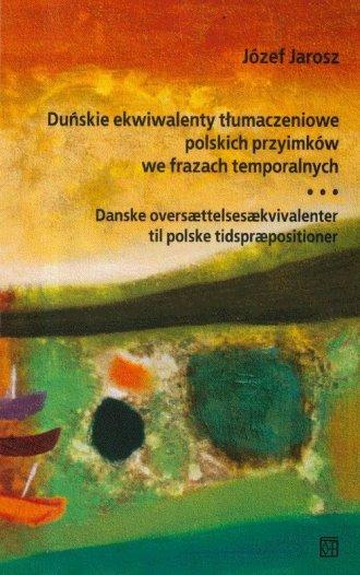 Duńskie ekwiwalenty tłumaczeniowe - okładka książki