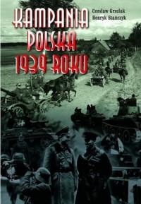 Kampania polska 1939 roku - okładka książki