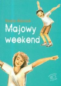 Majowy weekend - okładka książki