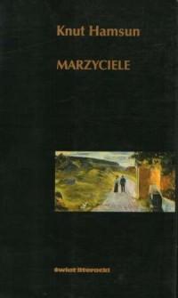 Marzyciele - okładka książki