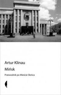 Mińsk - okładka książki