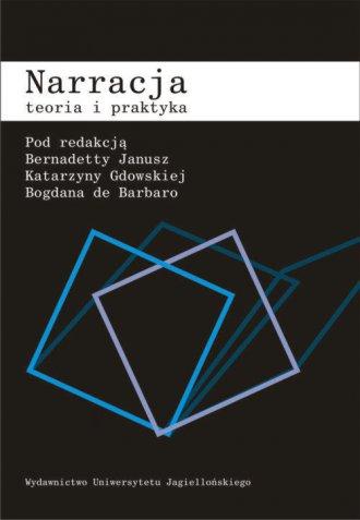 Narracja. Teoria i praktyka - okładka książki