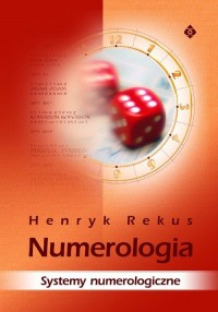 Numerologia. Systemy numerologiczne - okładka książki
