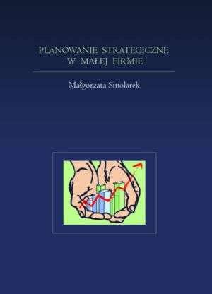 Planowanie strategiczne w małej - okładka książki