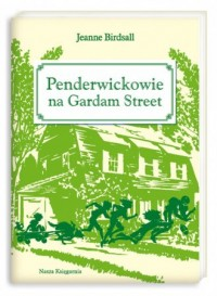 Rodzina Penderwicków na Gardam - okładka książki