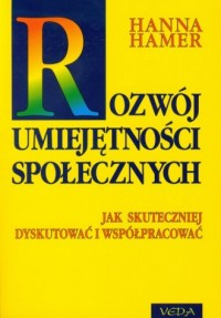 Rozwój umiejętności społecznych - okładka książki