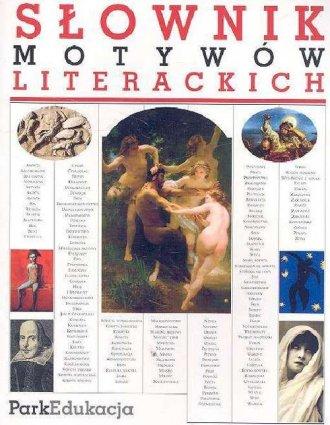Słownik motywów literackich - okładka książki