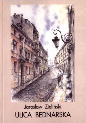 Ulica Bednarska - okładka książki