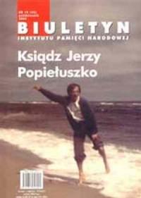 Biuletyn IPN nr 45(10)/2004 - okładka książki