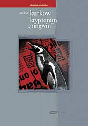 Kryptonim Pingwin - okładka książki