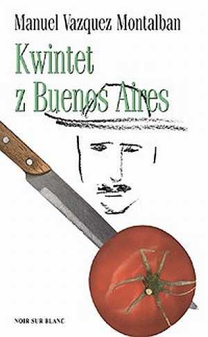 Kwintet z Buenos Aires - okładka książki