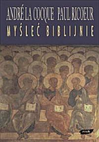 Myśleć biblijnie - okładka książki