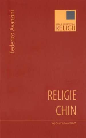 Religie Chin - okładka książki