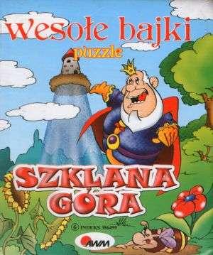 ksi��ka -  Szklana g�ra. Weso�e bajki   puzzle - Agnieszka Fr�czek