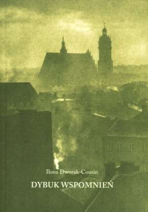 Dybuk wspomnień - okładka książki